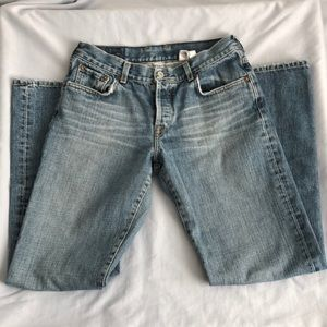 Lucky Brand Jeans Easy Rider Style